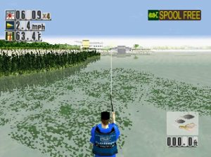 Bass Landing Playstation Screen Capture