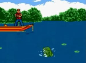 Bass Masters Classic Gameboy Color Screen Capture
