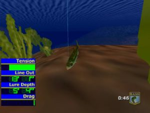 Bassmasters 2000 Nintendo 64 Screen Capture