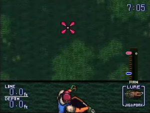Bassins Black Bass Super Nintendo Screen Capture
