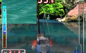Fishermans Bait 2 Big Ol Bass Playstation Screen Capture