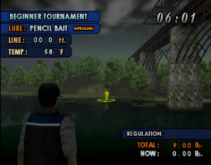 Fishermans Bass Club Playstation 2 Screen Capture