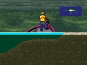 Mark Davis The Fishing Master Super Nintendo Screen Capture