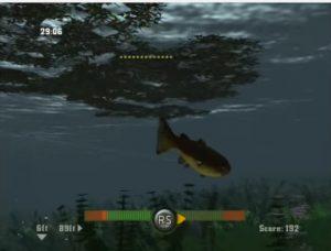 Rapala Fishing Frenzy 2009 Xbox 360 Screen Capture