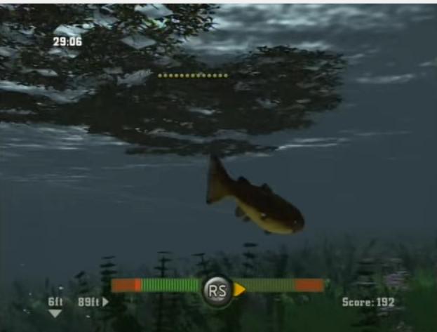 Xbox 360 fishing games list fgindex for Rapala fishing frenzy 2009