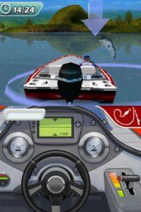 Rapala Pro Bass Fishing Nintendo DS Screen Capture
