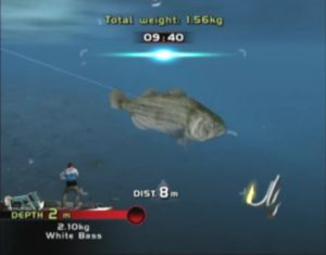 Rapala Pro Bass Fishing Playstation 2 Screen Capture