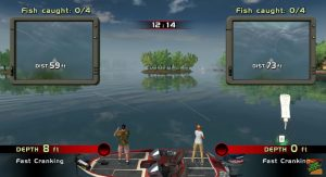 Rapala Pro Bass Fishing Wii U Screen Capture