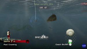 Rapala Pro Bass Fishing Wii Screen Capture