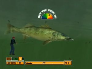 Rapala Pro Fishing Xbox Screen Capture