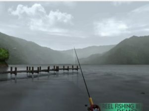 Reel Fishing 2 Playstation 2 Screen Capture