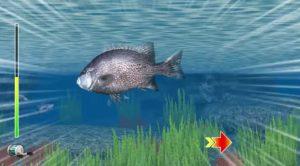 Reel Fishing Masters Challenge Playstation Vita Screen Capture