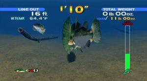 Sega Bass Fishing Xbox 360 Screen Capture