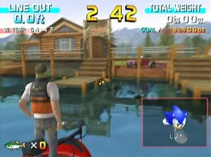 SEGA Bass Fishing Wii Screen Capture