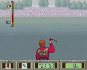 Super Black Bass Super Nintendo Screen Capture