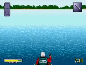 TNN Outdoor Bass Tournament 96 Screen Capture