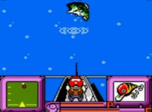 TNN Outdoors FIshing Champ Gameboy Color Screen Capture