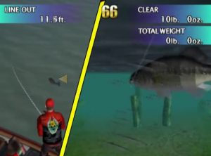 Top Angler Real Bass Fishing Plasyation 2 Screen Capture