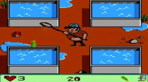 Billy Bob's Huntin' 'N' Fishin Gameboy Color Screen Capture