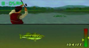 Bass Hunter 64 Nintendo 64 Screen Capture