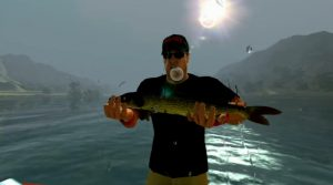Rapala Pro Bass Fishing Playstation 3 Screen Capture