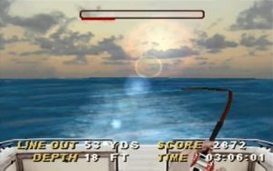 Saltwater Sportfishing Playstation Screen Capture