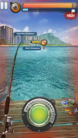 Ace Fishing Wild Catch Android