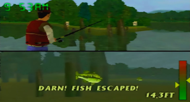 Bass Hunter 64 Nintendo 64